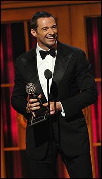 Host Hugh Jackman