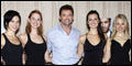 Hugh Jackman, Back on Broadway Greets the Press