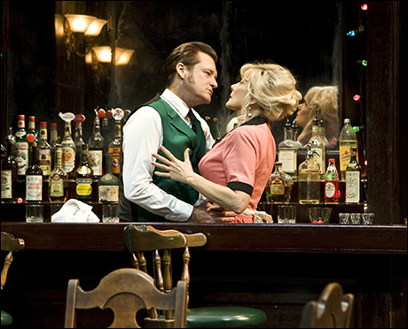 Bill Pullman and Glenne Headly