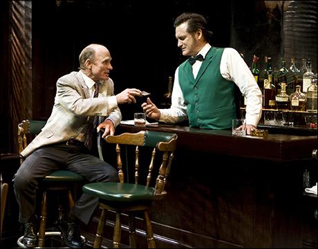 Ed Harris and Bill Pullman