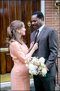 Bethany Anne Lind and Malcolm-Jamal Warner