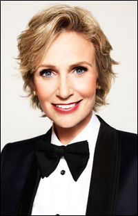Host Jane Lynch
