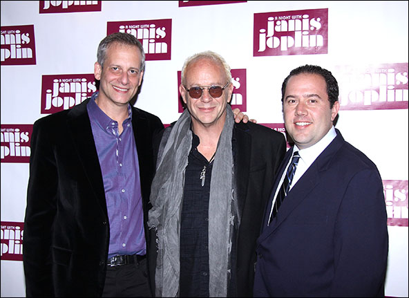 Daniel Chilewich, Randy Johnson and Todd Gershwin