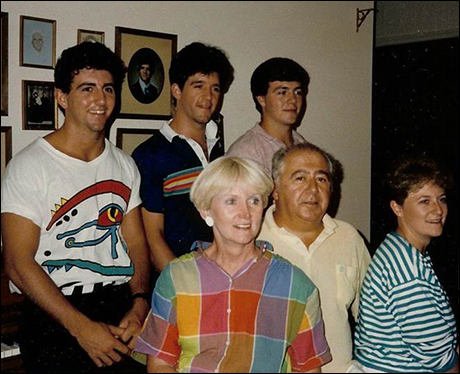 """Gregory Jbara: """"… and the 1980s."""""""