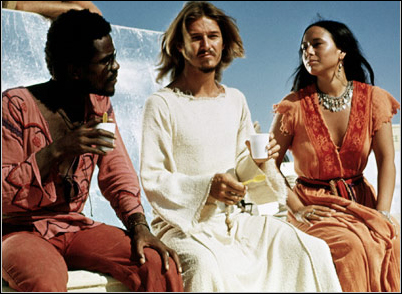 Carl Anderson, Ted Neeley and Yvonne Elliman starred in the 1973 film