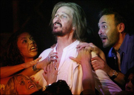 Ted Neeley in the 2009-2010 Farewell Tour