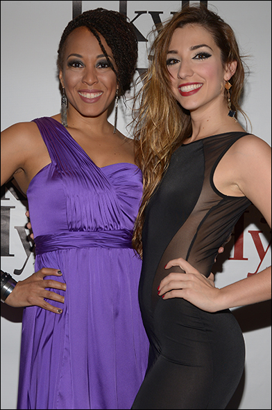 Wendy Fox and Ashley Loren
