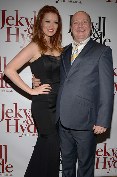 Courtney Markowitz and Sean Jenness