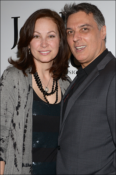 Linda Eder and Robert Cuccioli