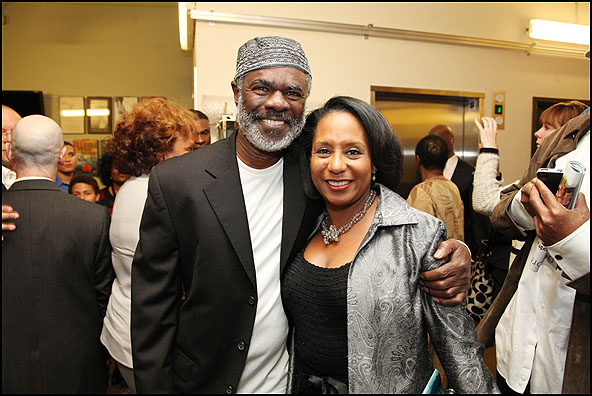 Glynn Turman and wife Jo-An