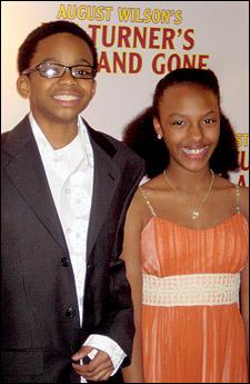 Michael Cummings and Amari Rose Leigh