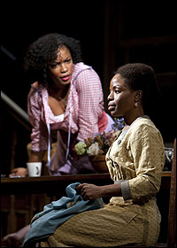 <i>Joe Turner's Come and Gone</i> stars Aunjanue Ellis and Marsha Stephanie Blake.