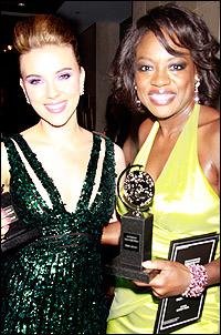 Scarlett Johansson and Viola Davis
