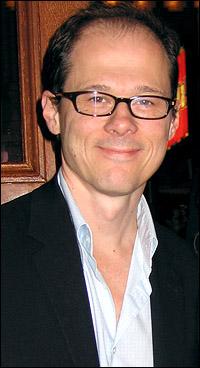 <I>Urinetown</I> choreographer John Carrafa.