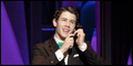 Nick Jonas, Michael Urie and Beau Bridges in Broadway's How to Succeed
