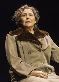 Cherry Jones in American Repertory Theater's production of <i>The Glass Menagerie</i>.