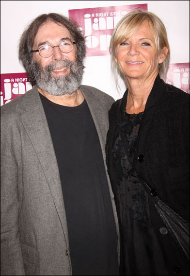 Michael Cohl and Shelley Cohl