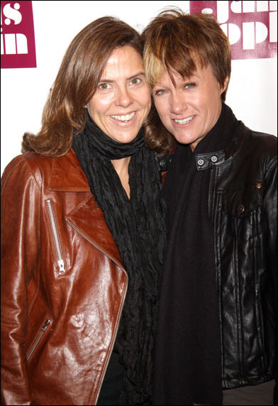Mary McBride and Heidi Rodewald