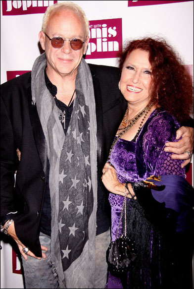 Randy Johnson and Melissa Manchester