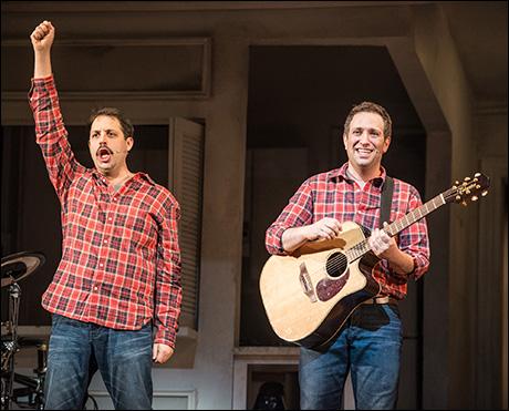 Steve Rosen and David Rossmer