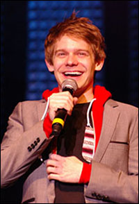 Andrew Keenan-Bolger at the 2013 festival