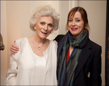 Judy Collins and Suzanne Vega