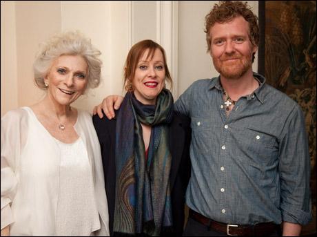 Judy Collins, Suzanne Vega and Glen Hansard