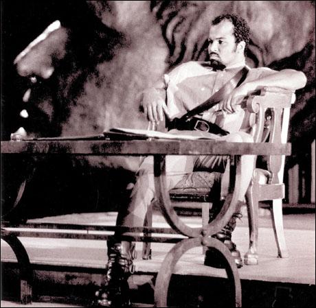 Jeffrey Wright in Julius Caesar, 2000