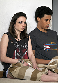 Ismenia Mendes and Maxx Brawer