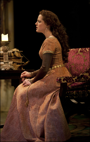 Kaylee Harwood in Camelot