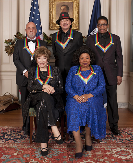 The honorees