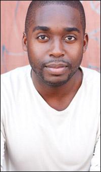 Cast member Mykal Kilgore