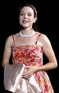 Kim Crosby as Sally Durant in <I>Follies</I>