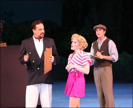 Tom Hewitt and Andrea Chamberlain