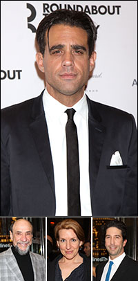 Bobby Cannavale; guests F. Murray Abraham, Susan Blackwell and David Schwimmer