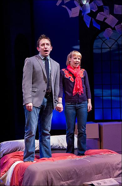 James Gardiner and Erin Weaver