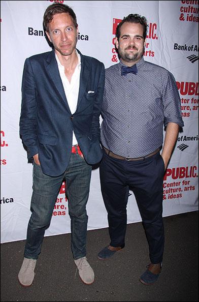 Michael Friedman and Greg Hildreth