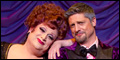 Christopher Sieber and Harvey Fierstein in La Cage aux Folles