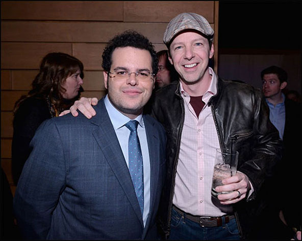 Josh Gad and Sean Hayes