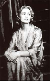 Jessica Lange in the 1992 Broadway production of <i>A Streetcar Named Desire</i>