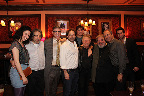 Lindsey Pearlman, Warren Leight, Jack Tantleff, Kurt Deutsch, Glenn Slater, Alan Menken, Rick Kunis, Michael Kosarin, Greg Brunswick