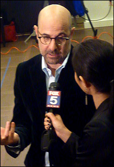 Director Stanley Tucci