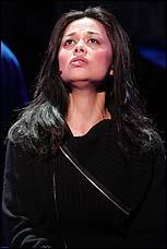 Julie Danao Salkin in <I>Lennon</I>.