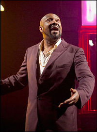 Lenny Henry in <I>The Comedy of Errors</I>