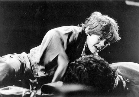 Braden Danner in the original Broadway cast