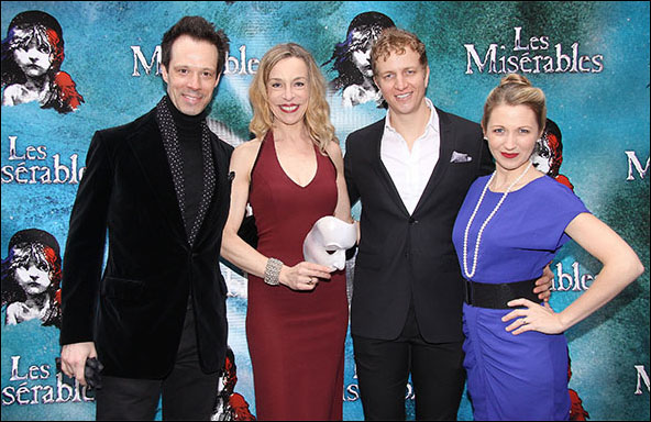 Laird Mackintosh, Ellen Harvey, Jeremy Hays and Sara Jean Ford