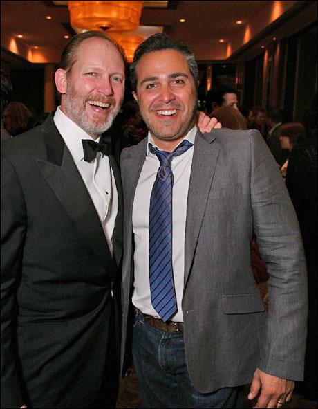 J. Mark McVey and Andrew Varela