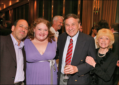 Michael Kostroff, Shawna M. Hamic, Richard Sherman and Elizabeth Sherman