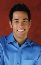 <i>First Date</i> star Zachary Levi