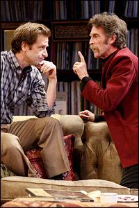 <i>Lisbon Traviata</i> stars Malcolm Gets and John Glover